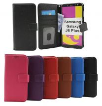 billigamobilskydd.seNew Standcase Wallet Samsung Galaxy J6 Plus (J610FN/DS)