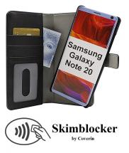 CoverInSkimblocker Magnet Fodral Samsung Galaxy Note 20 (N981B/DS)