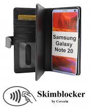 CoverInSkimblocker XL Wallet Samsung Galaxy Note 20 5G (N981B/DS)