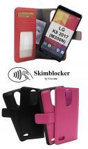 billigamobilskydd.seSkimblocker Magnet Wallet LG K8 2017 (M200N)
