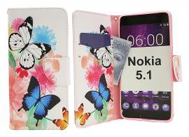 billigamobilskydd.seDesignwallet Nokia 5.1