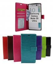 billigamobilskydd.seCrazy Horse Wallet Samsung Galaxy Note 20 Ultra 5G (SM-N986B/DS)