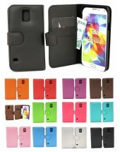 billigamobilskydd.sePlånboksfodral Samsung Galaxy S5 / S5 Neo (G900F / G903F)