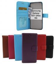 billigamobilskydd.seNew Standcase Wallet Samsung Galaxy S21 Ultra 5G (G998B)