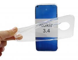 billigamobilskydd.seUltra Thin TPU Skal Nokia 3.4