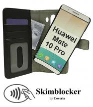CoverInSkimblocker Magnet Wallet Huawei Mate 10 Pro