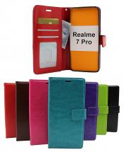 billigamobilskydd.seCrazy Horse Wallet Realme 7 Pro