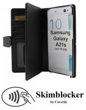 CoverInSkimblocker XL Wallet Samsung Galaxy A21s (A217F/DS)