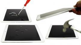 billigamobilskydd.seSkärmskydd av härdat glas iPad Air, Air 2, iPad Pro 9.7