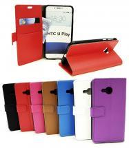 billigamobilskydd.seStandcase Wallet HTC U Play