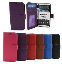 billigamobilskydd.seNew Standcase Wallet Huawei Y5 II