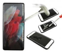 billigamobilskydd.seFull Frame Glas skydd Samsung Galaxy S21 Ultra 5G (G998B)