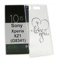 billigamobilskydd.seDesignskal TPU Sony Xperia XZ1 (G8341)