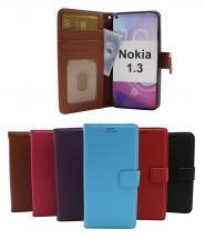 billigamobilskydd.seNew Standcase Wallet Nokia 1.3