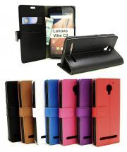 billigamobilskydd.seStandcase Wallet Lenovo Vibe C2