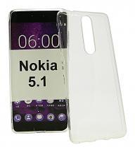 billigamobilskydd.seUltra Thin TPU Skal Nokia 5.1