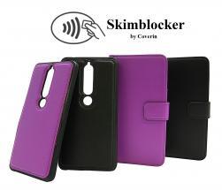 billigamobilskydd.seSkimblocker Magnet Wallet Nokia 6 (2018)