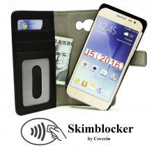billigamobilskydd.seSkimblocker Magnet Wallet Samsung Galaxy J5 2016 (J510F)