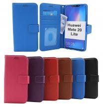 billigamobilskydd.seNew Standcase Wallet Huawei Mate 20 Lite (SNE-LX1)