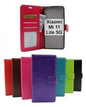 billigamobilskydd.seCrazy Horse Wallet Xiaomi Mi 11 Lite / Mi 11 Lite 5G