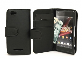 CoverInPlånboksfodral Sony Xperia M (c1905)
