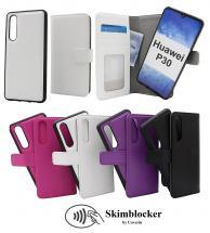 billigamobilskydd.seSkimblocker Magnet Wallet Huawei P30