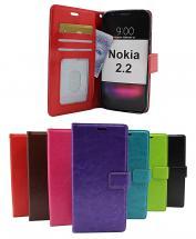 billigamobilskydd.seCrazy Horse Wallet Nokia 2.2