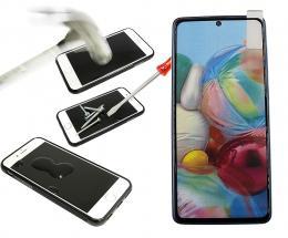 billigamobilskydd.seFull Frame Härdat Glas Samsung Galaxy A71 (A715F/DS)