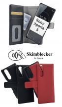 CoverInSkimblocker Magnet Fodral Sony Xperia 5