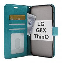 billigamobilskydd.seCrazy Horse Wallet LG G8X ThinQ (LMG850)