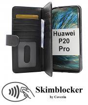 CoverInSkimblocker XL Wallet Huawei P20 Pro (CLT-L29)