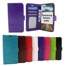 billigamobilskydd.seCrazy Horse Wallet Samsung Galaxy A20e (A202F/DS)