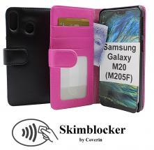billigamobilskydd.seSkimblocker Plånboksfodral Samsung Galaxy M20 (M205F)