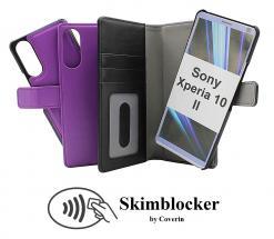 CoverInSkimblocker Magnet Fodral Sony Xperia 10 II (XQ-AU51 / XQ-AU52)