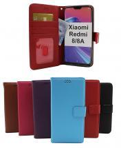 billigamobilskydd.seNew Standcase Wallet Xiaomi Redmi 8/8A