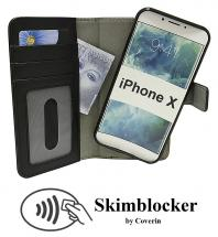 billigamobilskydd.seSkimblocker Magnet Wallet iPhone X/Xs
