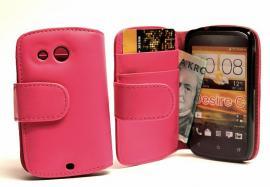 CoverInPlånboksfodral HTC Desire C