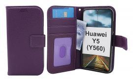 billigamobilskydd.seNew Standcase Wallet Huawei Y5 (Y560)