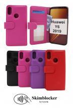 CoverInSkimblocker Plånboksfodral Huawei Y6 2019
