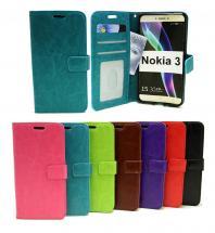 billigamobilskydd.seCrazy Horse Wallet Nokia 3