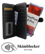 CoverInSkimblocker XL Magnet Fodral OnePlus 8 Pro