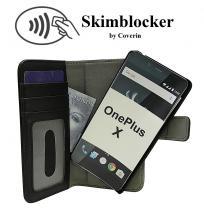 CoverInSkimblocker Magnet Fodral OnePlus X