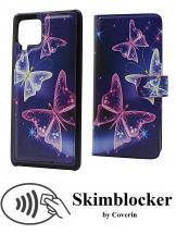 CoverInSkimblocker Magnet Designwallet Samsung Galaxy A42 5G
