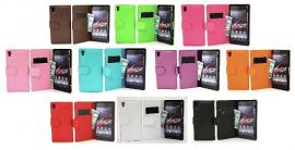 CoverInPlånboksfodral Sony Xperia Z2 (D6503)