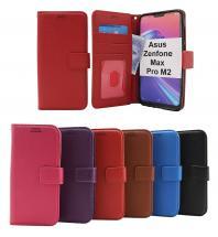 billigamobilskydd.seNew Standcase Wallet Asus Zenfone Max Pro M2 (ZB631KL)