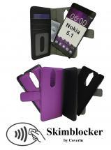 billigamobilskydd.seSkimblocker Magnet Wallet Nokia 5.1