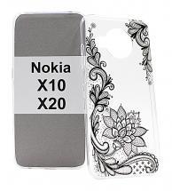 billigamobilskydd.seDesignskal TPU Nokia X10 / Nokia X20
