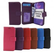billigamobilskydd.seNew Standcase Wallet Samsung Galaxy A40 (A405FN/DS)