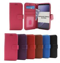 billigamobilskydd.seNew Standcase Wallet Samsung Galaxy A6 2018 (A600FN/DS)