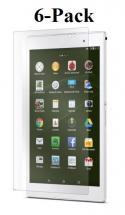 billigamobilskydd.seSkärmskydd Sony Xperia Tablet Z3 Compact (SGP611) 6-Pack